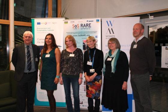 Cornwall Mining Alliance steering group