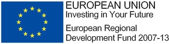 Masterplan - ERDF Logo