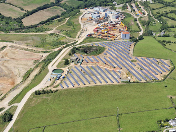 South West's first solar park