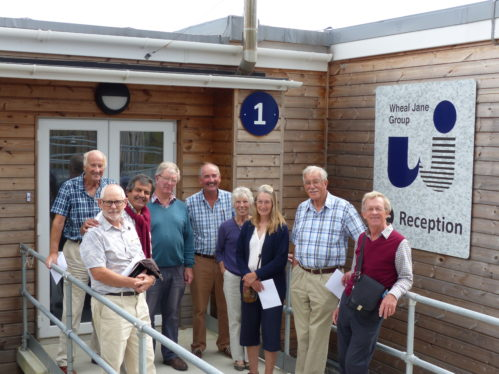 Truro Boscawen Rotary visit (group 2) 5.8.16