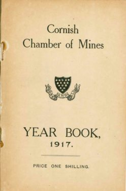 Chamber of Mines Year Book 2017